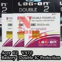 Baterai Acer Liquid E2 Acer V370 Mcom Double Power Protection