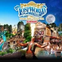 Tiket Lost World of Tambun Ipoh dewasa PROMO