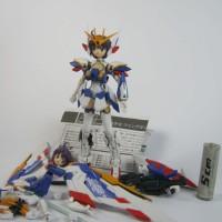 Action Figure MS Girl Wing Gundam EW Ver. AGP Armor Girls Project