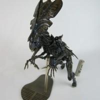 Action Figure Alien Queen Sci-Fi Revoltech 018