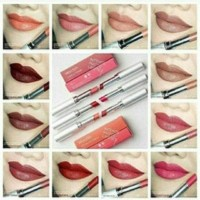 Harga Intense Matte Lipstick Wardah Travelbon.com