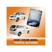 Body Cover Mobil Toyota Alphard 2017