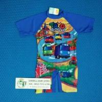 Baju Diving Anak Gambar Karakter / Baju Renang Anak TK-SD / Hadiah
