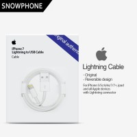 KABEL DATA / LIGHTNING CABLE ORIGINAL 100% FOR APPLE IPHONE IPAD IPOD