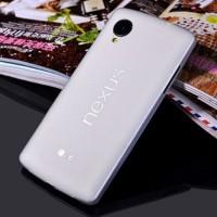 Jual LG Nexus 5 - Ultra Thin Slim Matte Hard Case 0.3mm WHITE Murah