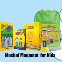 Mushaf Maqomat for Kid + Hafiz Pen