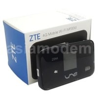 ZTE MF93D Modem 4G Mifi Wifi Speed 100Mbps Unlock Support All 4G GSM
