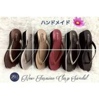 JASMINE CLASP BY OKADA | SENDAL JEPIT | WEDGES