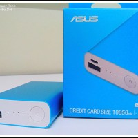 harga Powerbank Asus 10050mah Zenpower Biru Original Tokopedia.com