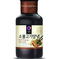 CJ One Cuisine Beef Bulgogi Marinade Sauce Saus Bumbu Sapi BBQ Korean