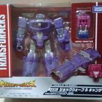 Transformers Takara Tomy LG-24 Shockwave (Legend Class) New Resealed