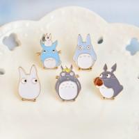 5pcs Pin Totoro and Friends Series (Enamel Bros)