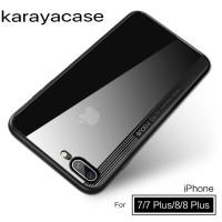 Jual slim cristal silicone iphone 7/7+/8/8+ cases | case iphone 7 Murah