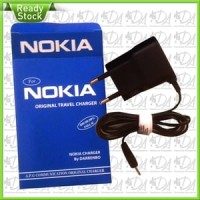 travel charger nokia tusuk kecil plus packing