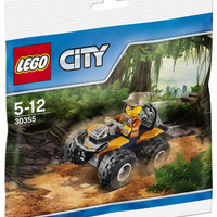 LEGO 30355 - Polybag - Jungle ATV