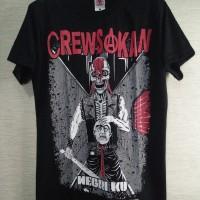 Kaos Punk Crewsakan L - Bandung Underground