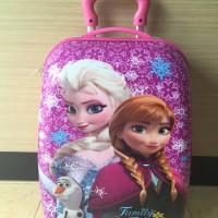 Diskon Tas Koper anak Anak Frozen 16 Inch 4 Roda