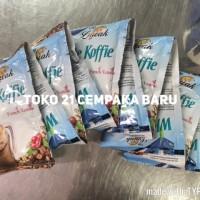 Luwak White Koffie French Vanilla 1 Renceng isi 10 Sachet Kopi Coffee