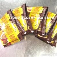 Energen Sereal Cokelat 1 Renceng isi 10 Sachet   Cereal Susu Coklat