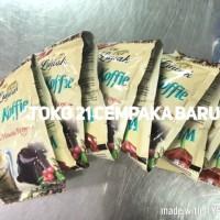 Luwak White Koffie Mocca Rose 1 Renceng isi 10 Sachet | Kopi Coffee