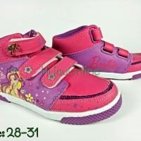 harga Sepatu Casual Barbie Anak Perempuan (ando: Barbie Boot Flora) Tokopedia.com