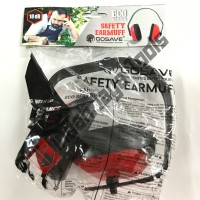 Earmuff Protection / Penutup Telinga Ear Muff Plastik