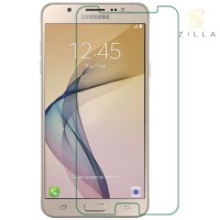 Zilla 2.5D Tempered Glass Curved Edge 9H 0.26mm for Samsung  J7  prime