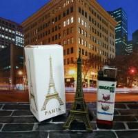 Jual Pajangan Miniatur Menara Eiffel Paris 10 cm Murah