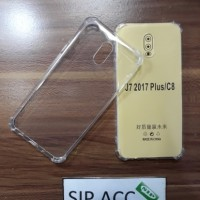 Case Anti Crack Samsung Galaxy J7 plus