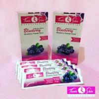 Blueberry Tania Skin - Bluebrry Powder Drink