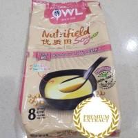 Jual Nutrifield Soybean Pudding Soya Beancurd Tofa Puding Keledai Bubuk Murah