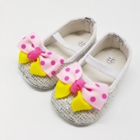 Jual Sepatu Bayi prewalker Glitter Murah