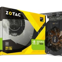 Vga Zotac 1030 2GB DDR5 New Edition