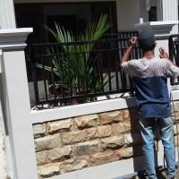 pagar,balkon,reling minimalis