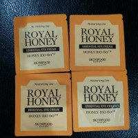 skinfood royal honey essential eye cream sachet