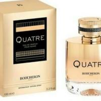 Parfum ORI Eropa Boucheron Quatre Women Edp 100ml with box