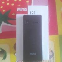 Jual Hp Mito 121 Dual Sim murah dan berkualitas di order sis/gan stok ready Murah
