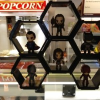 Hexagon Justice League XXI Cinema Complete Set 6 character