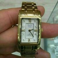 Jual jam tangan wanita alexander cristie original ac2666 gold Murah