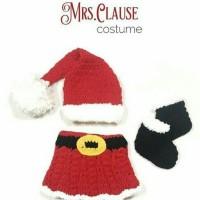 Jual Kostum Santa Murah