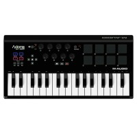 M-Audio Axiom AIR Mini 32 - Premium USB MIDI Controller with Pad