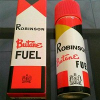 refile/isi korek gas/pemantik gas/robinson 120gram