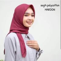 Jilbab Square Daily Hijab Polycotton
