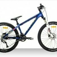 Jual sepeda thrill MTB/DJ(Drift jump)series wreak 3.0 alloy oxford blue Murah