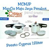 Panci Presto Cyprus 12 Liter PC- 0332