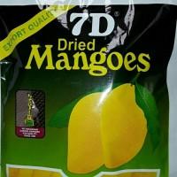 7D Dried mango (manisan mangga kering) 100 gram