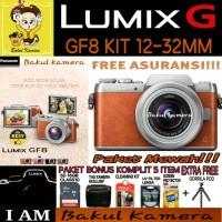 PANASONIC LUMIX DMC-GF8 / LUMIX GF8 / LUMIX GF 8 / GF8