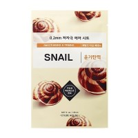 Etude House 0,2mm Therapy Air Mask - Snail