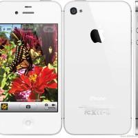 Apple iPhone 4s 32 GARANSI DISTRIBUTOR REFURBISHED