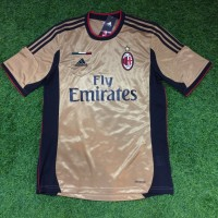 Original Jersey AC Milan 2013-14 Third Baju Bola Asli